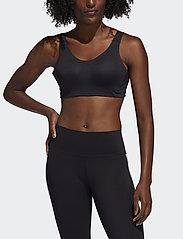 adidas Performance - SFI ALPHA BRA - sort bras:high - black - 0