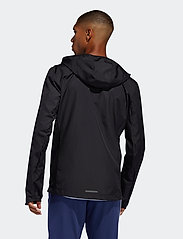adidas Performance - OWN THE RUN JKT - training jackets - black - 3