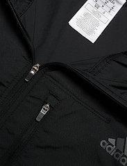 adidas Performance - OWN THE RUN JKT - training jackets - black - 5