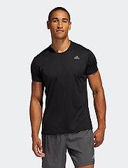adidas Performance - Run It T-Shirt - sportoberteile - black - 0