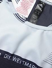 adidas Performance - JG TR ASK BRA - tops - skytin/legink/skytin - 2
