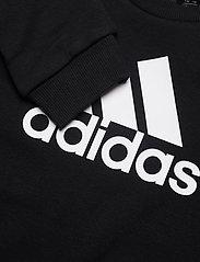 adidas Performance - JB MH CREW - sweatshirts - black/white - 2