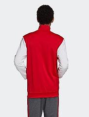 adidas Performance - Arsenal Track Top - sweatshirts - scarle - 3