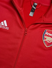 adidas Performance - Arsenal Track Top - sweatshirts - scarle - 4