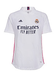 Real Madrid Women's Home Jersey - WHITE