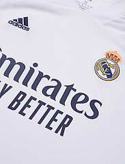 adidas Performance - Real Madrid Women's Home Jersey - football shirts - white - 2