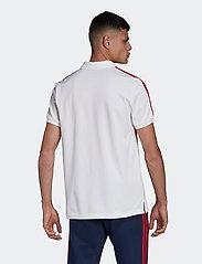 adidas Performance - Bayern Munich Polo - paidat - white/fcbtru - 3