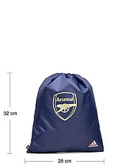 adidas Performance - Arsenal Gym Sack - training bags - tecind/glopnk/yeltin - 4
