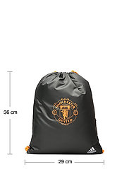 adidas Performance - MUFC GS - sports bags - legear/white/apsior - 6