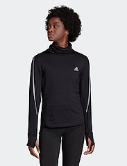 adidas Performance - Cold.RDY Cover-Up W - sweatshirts - black - 0