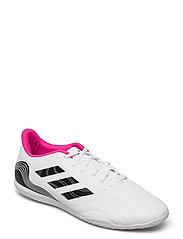 Copa Sense.4 Indoor Boots - FTWWHT/CBLACK/SHOPNK