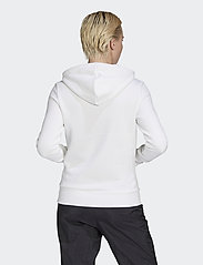 adidas Performance - W BOS OH HD - hupparit - white - 3