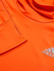 adidas Performance - C.R COVER UP M - langarmshirts - apsior - 4