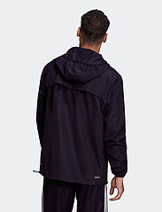 adidas Performance - M AT PBL 1/4 WB - training jackets - black/white - 3