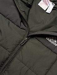 adidas Performance - YK J PADDING - dunjakker & forede jakker - legear - 3