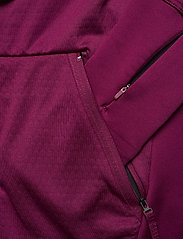 adidas Performance - Terrex Tech Fleece Hooded Jacket W - fleece - powber - 7