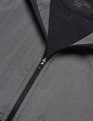 adidas Performance - Track Jacket - sportsjakker - black/grefiv/aciyel - 7