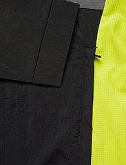 adidas Performance - Track Jacket - sportsjakker - black/grefiv/aciyel - 8