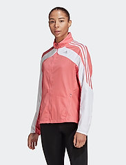 adidas Performance - Marathon 3-Stripes Jacket W - training jackets - hazros - 0