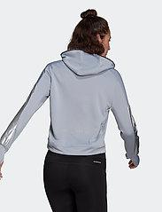 adidas Performance - Space Race Hoodie W - hoodies - halsil - 3