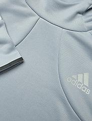 adidas Performance - Space Race Hoodie W - hoodies - halsil - 5
