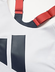adidas Performance - Ultimate Alpha Adi Life Bra W - sort bras:high - white/crenav/crenav - 4