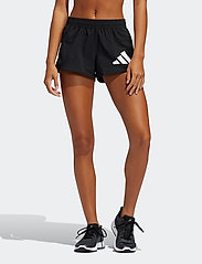 adidas Performance - 3 Bar Logo Woven Shorts W - træningsshorts - black/white - 0