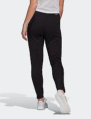 adidas Performance - Designed To Move AEROREADY Pants W - sportbroeken - black/white - 5