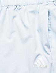 adidas Performance - Essentials AEROREADY Dance Pants W - sportbroeken - halblu/white - 5
