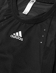 adidas Performance - TRNG TANK H.RDY - podkoszulki bez rękawów - black - 4