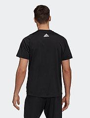 adidas Performance - FreeLift T-Shirt - football shirts - black - 3