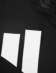 adidas Performance - FreeLift T-Shirt - football shirts - black - 4