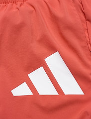 adidas Performance - Woven Badge of Sport Pants W - sportbroeken - crered/white - 4
