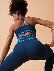 adidas Performance - Training Aeroknit Bra W - sort bras:high - crenav - 3