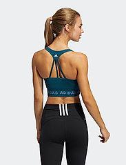 adidas Performance - Training Aeroknit Bra W - sport bras: low - wiltea - 3