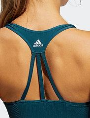 adidas Performance - Training Aeroknit Bra W - sport bras: medium support - wiltea - 4