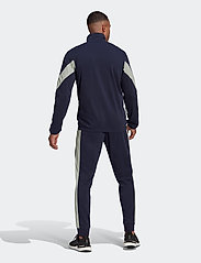 adidas Performance - Sportswear Cotton Track Suit - dresy - legink/cwhite - 5