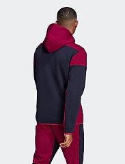 adidas Performance - ZNE FZ - basic-sweatshirts - legink/powber - 3