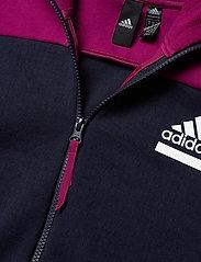 adidas Performance - ZNE FZ - basic-sweatshirts - legink/powber - 5