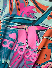 adidas Performance - Dance Dress - kleider - scrpnk/clemin/hazblu/ - 2
