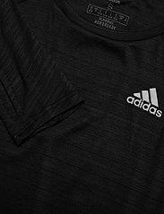 adidas Performance - Runner Long Sleeve T-Shirt W - langærmede toppe - black/refsil - 2