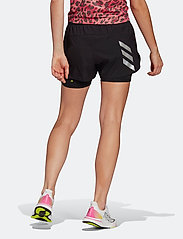 adidas Performance - Fast Primeblue Two-In-One Shorts W - träningsshorts - black - 3