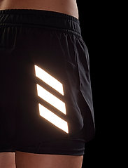 adidas Performance - Fast Primeblue Two-In-One Shorts W - träningsshorts - black - 4