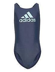 Badge of Sport Swimsuit - CRENAV/HAZSKY