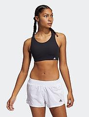 adidas Performance - Ultimate Bra W - sort bras:high - black - 0