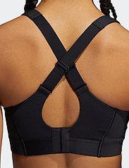 adidas Performance - Ultimate Bra W - sort bras:high - black - 4