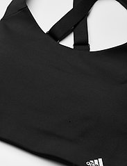 adidas Performance - Ultimate Bra W - sort bras:high - black - 5