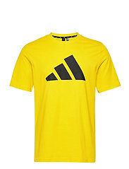 Sportswear Logo T-Shirt - YELLOW
