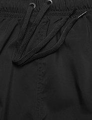 adidas Performance - Classic-Length 3-Stripes Swim Shorts - shorts - black/white - 5