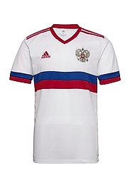 Russia 2020 Away Jersey - WHITE/TMPWRD